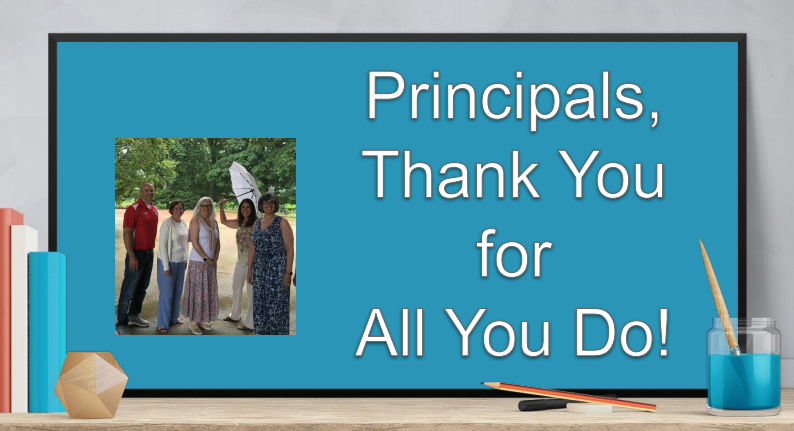 Principal Appreciation Week