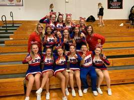 Cheer Team Heads to State