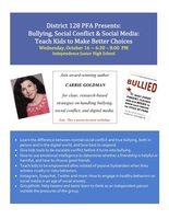 Bullying, Social Conflict, and Social Media Presentation