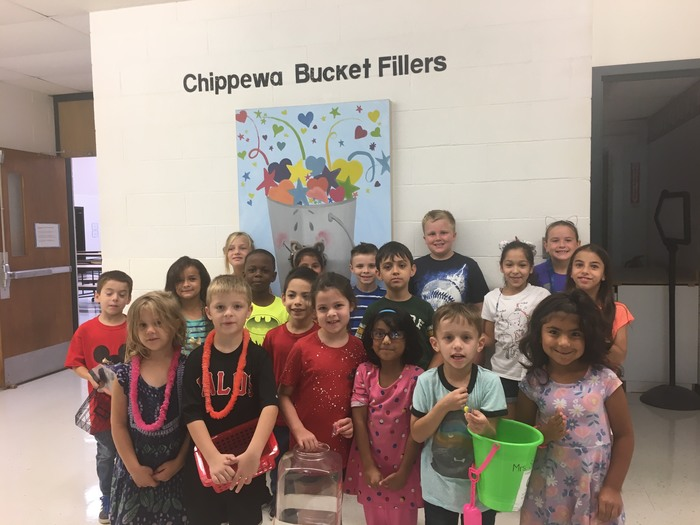 Chippewa Chip winners! Thank you for demonstrating responsible behavior.