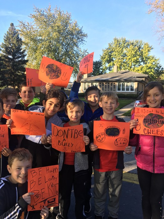 Unity Day at Chippewa School