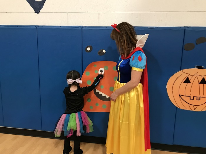 Preschool Halloween Fun!
