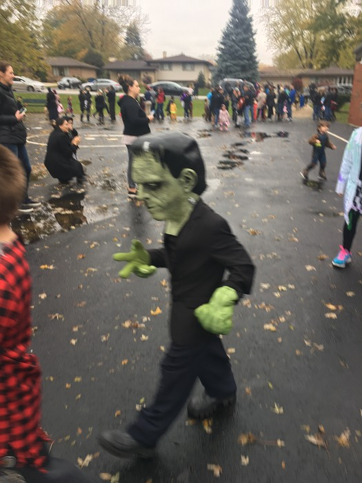Halloween at Chippewa School