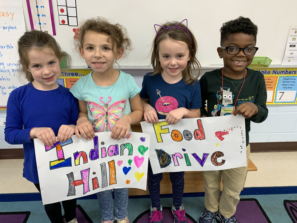 Indian Hill Food Drive